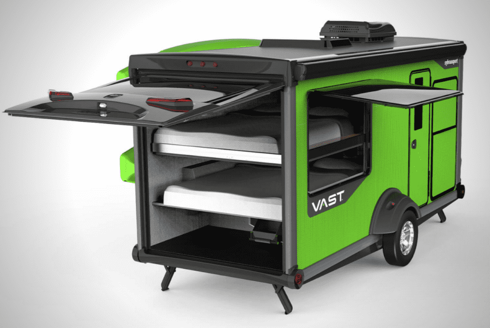 SylvanSport VAST Camper Trailer