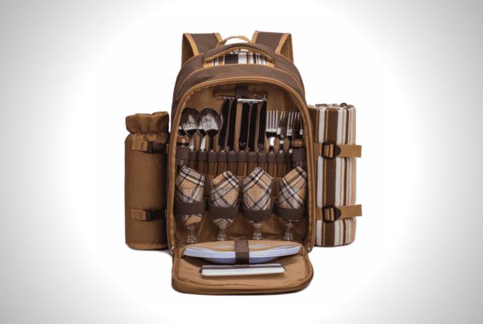 TAWA Picnic Backpack Bag