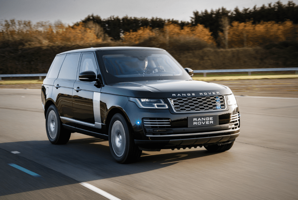 The Range Rover Sentinel Is An Armored SUV