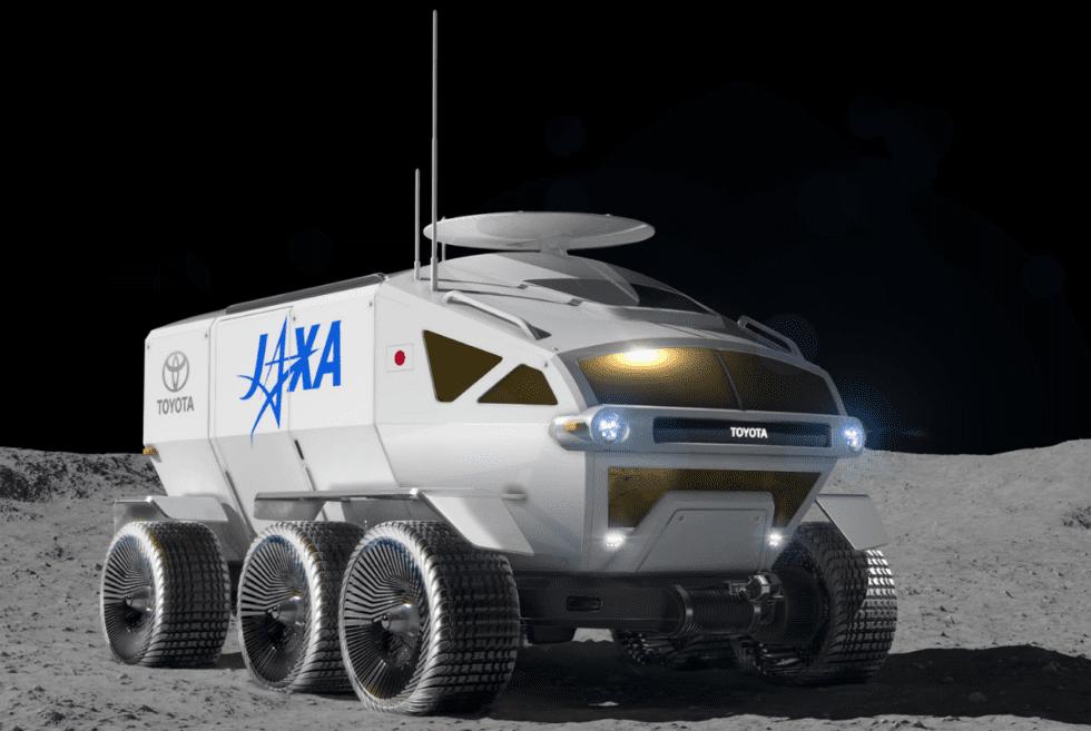 Toyota Moon Rover Concept
