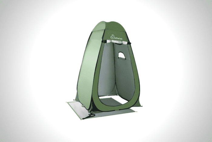 WolfWise Portable Camping Pop Up Tent