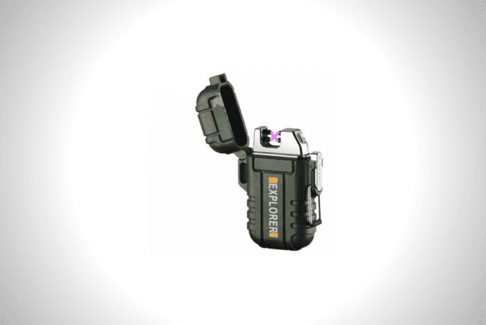 lcfun Waterproof And Windproof Lighter