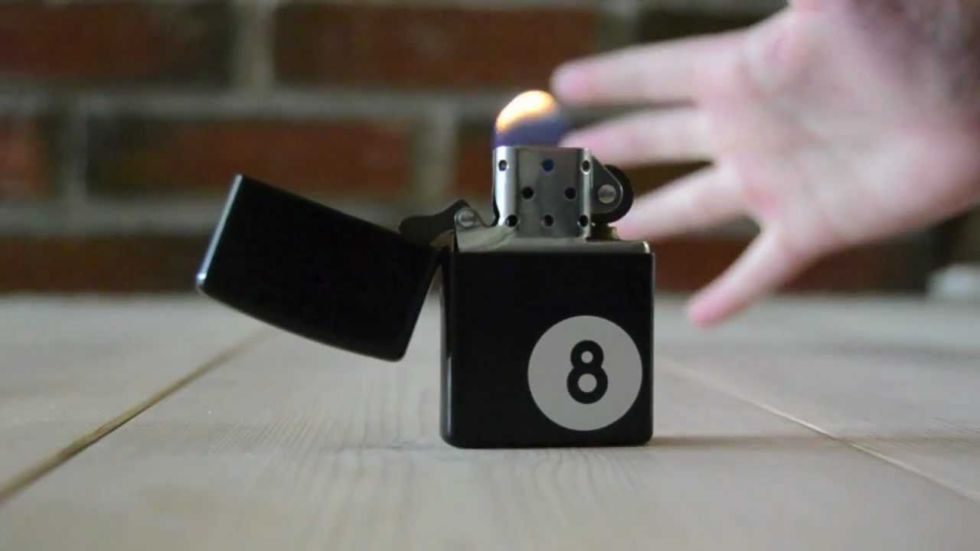 15 Cool Zippo Lighter Tricks You Should Learn Now