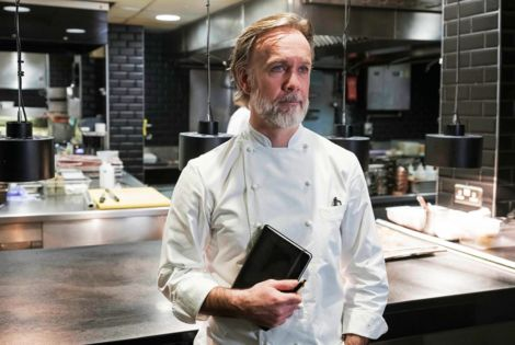 Marcus Wareing Stone Journal