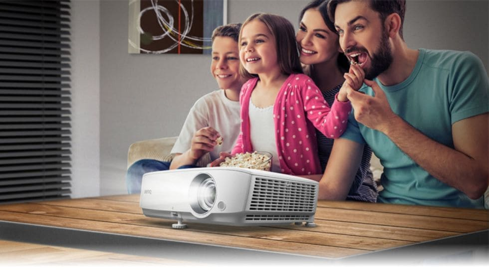 BENQ Business Projector Home