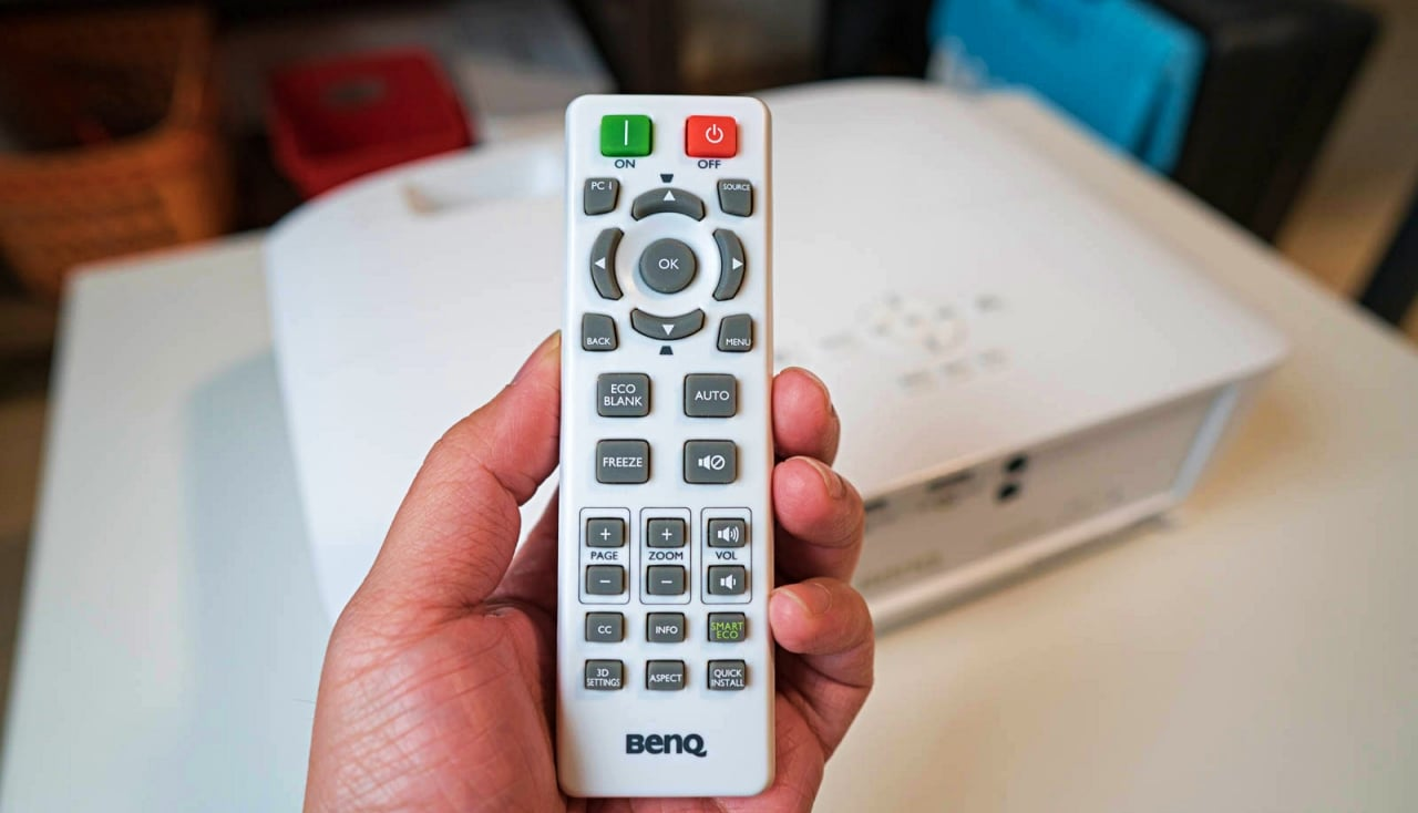 BENQ Business Projector Remote