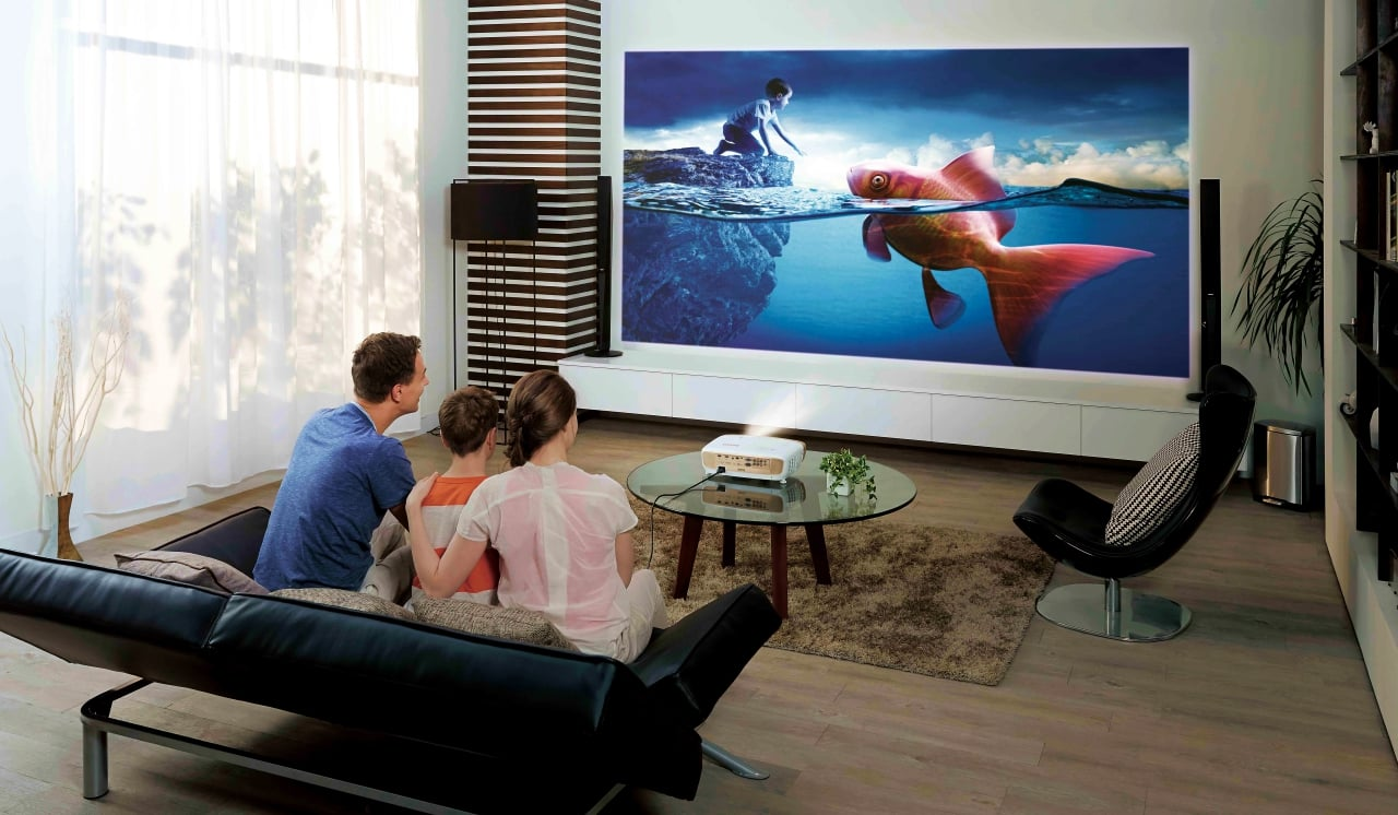 BENQ Business Projector Picture