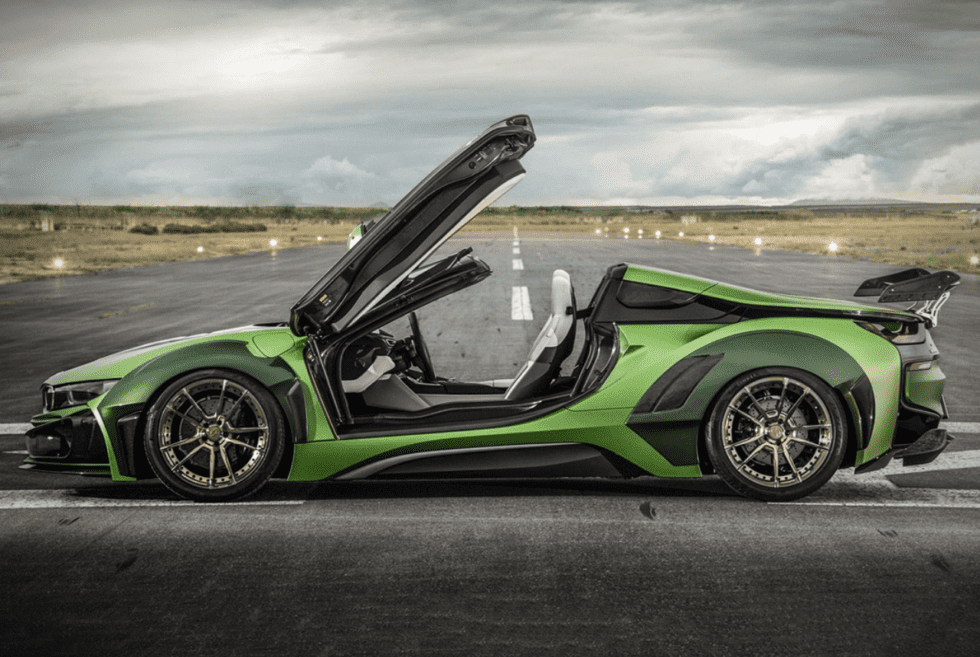 BMW i8 E.N. Army Edition By EVE.RYN