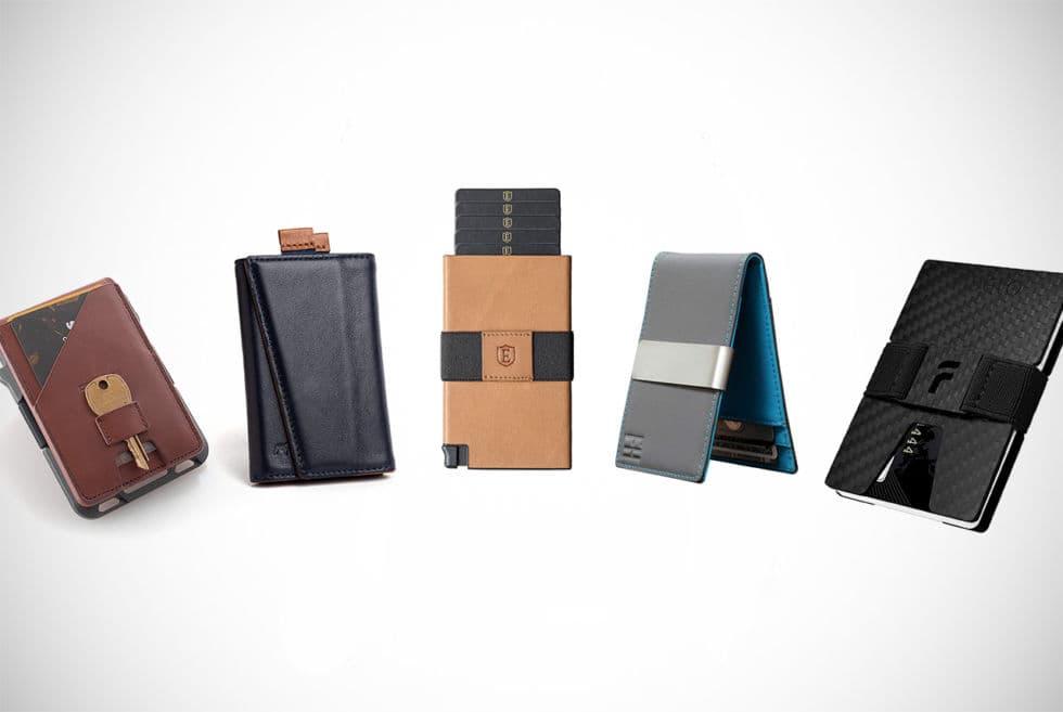 130441de9f34 Best 55+ Minimalist Wallets for Men in 2019 | Cool Thin Wallet Picks