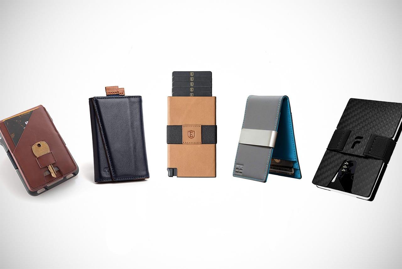 d7458f873281 Best 55+ Minimalist Wallets for Men in 2019 | Cool Thin Wallet Picks