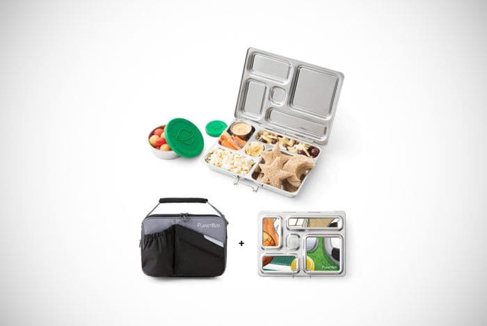 PlanetBox Rover Stainless Steel Bento Box
