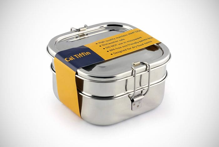 Cal-Tiffin Stainless Steel Bento Box