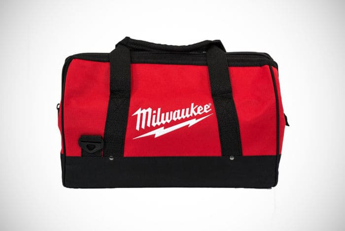 Milwaukee Heavy Duty Contractor Bag