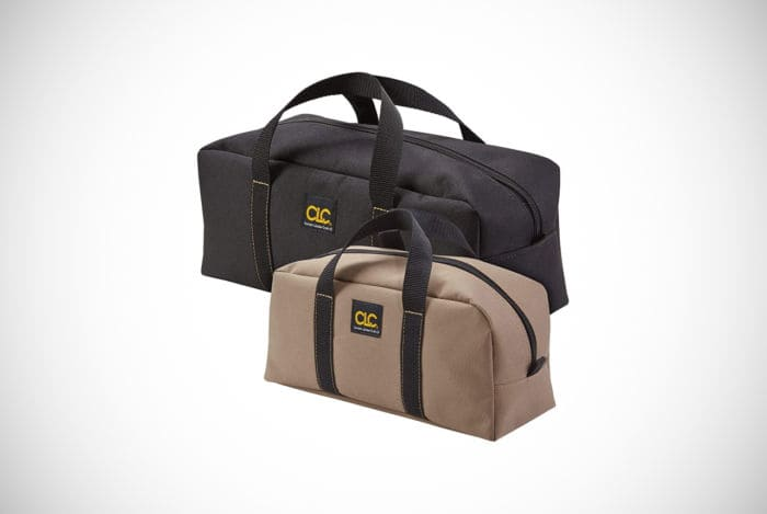 Custom Leathercraft 2-Pack Medium and Large Utility Tote Bags