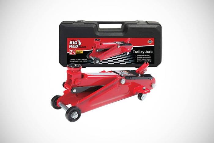 Torin Big Red 2-Ton Floor Jack