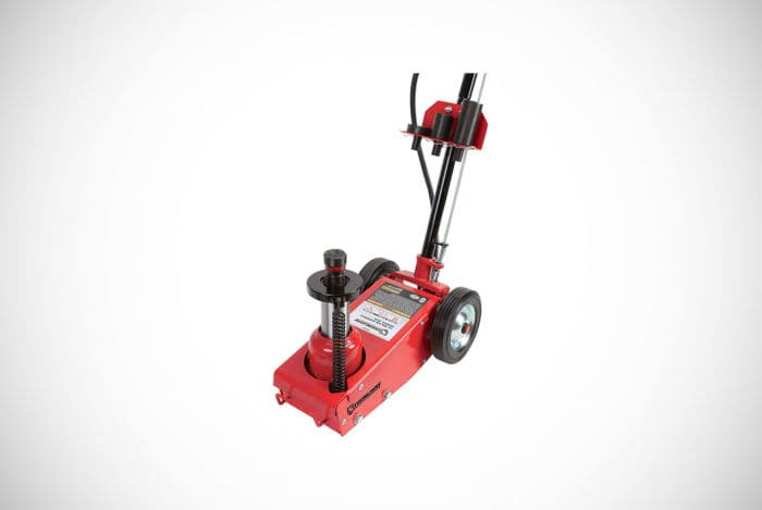 Strongway 22-Ton Air/Hydraulic Service Jack