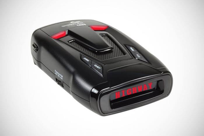 Whistler Laser Detector