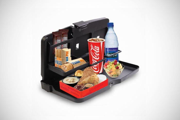 Zonetech Car Snack Tray