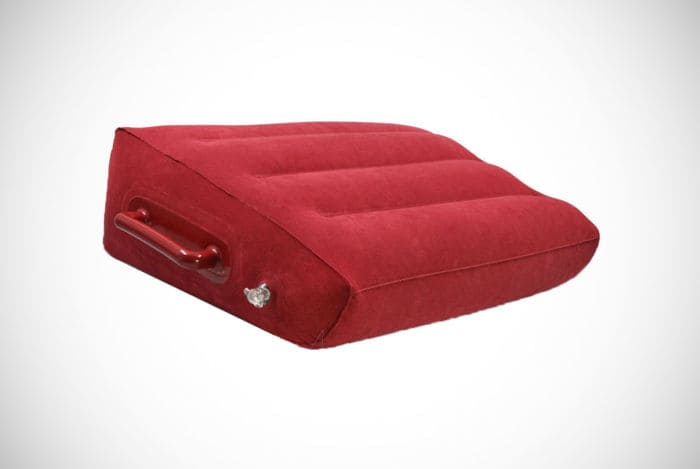 Beauty Molly Wedge-Shaped Inflatable Pillow