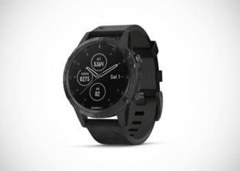 Garmin Fenix 5 Plus Hiking Watch