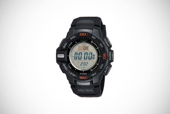 Casio Pro Trek Sports Watch