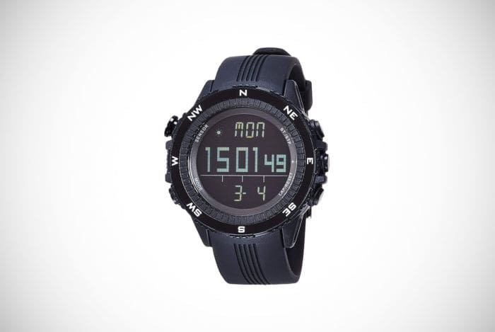 Lad Weather Hiking Watch