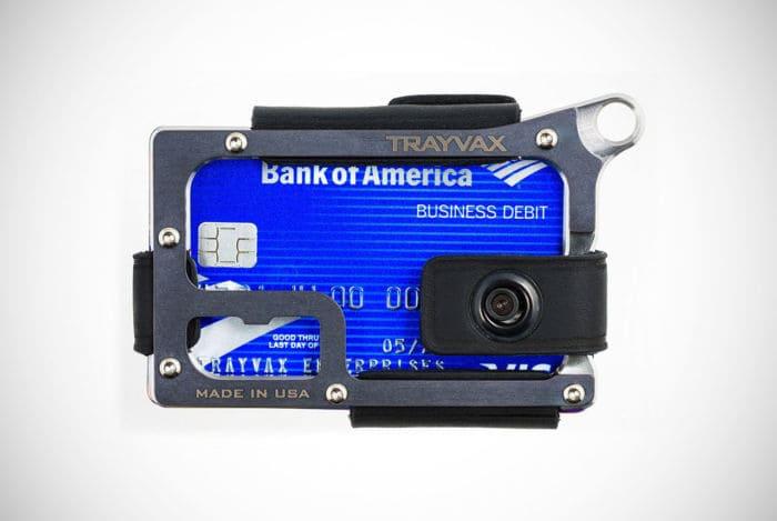 Trayvax Contour Minimalist Tactical Wallet