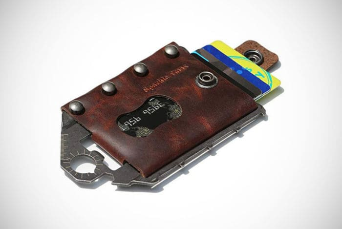 Sparkle TMax Metal Tactical Wallet
