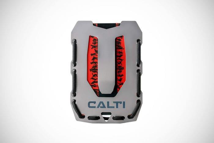 Calti Titanium EDC Minimalist Wallet