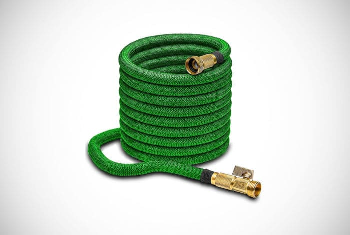 Nifty Grower 100ft Expandable Garden Water Hose
