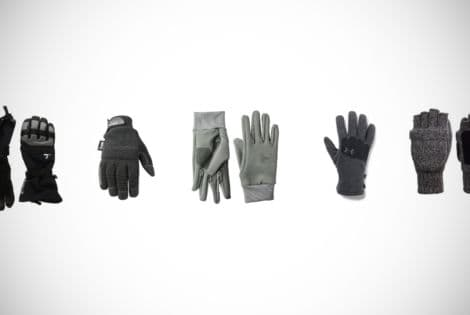 Top winter gloves for men