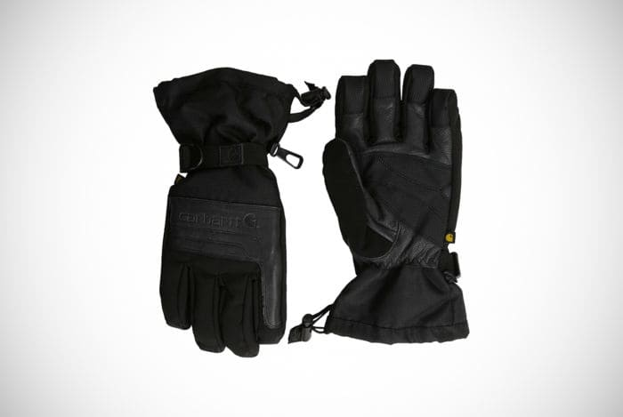 Carhartt Cold Weather Insulated Men's Work Gloves