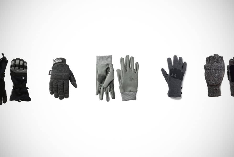 Top winter gloves for men