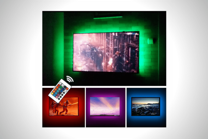 USB TV Backlight LED