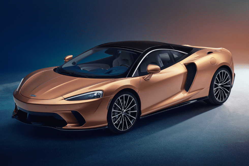 Get Superior Performance And Luxury With The 2020 McLaren GT
