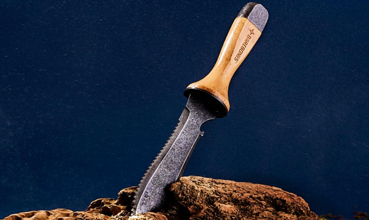 Bespoke Post Barebones Knife