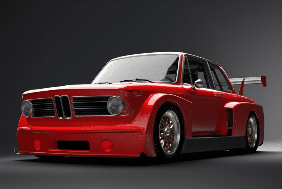 BMW 2002 By Gruppe5 Motorsport