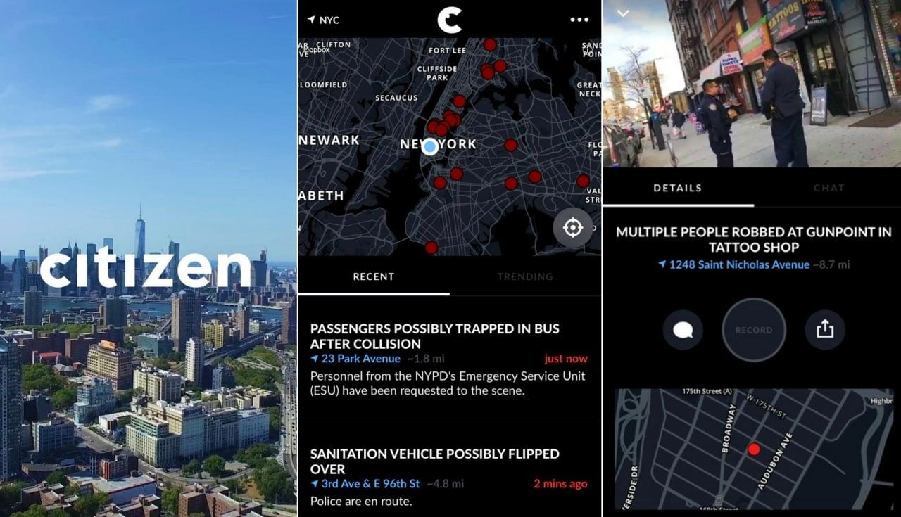 Citizen App Information