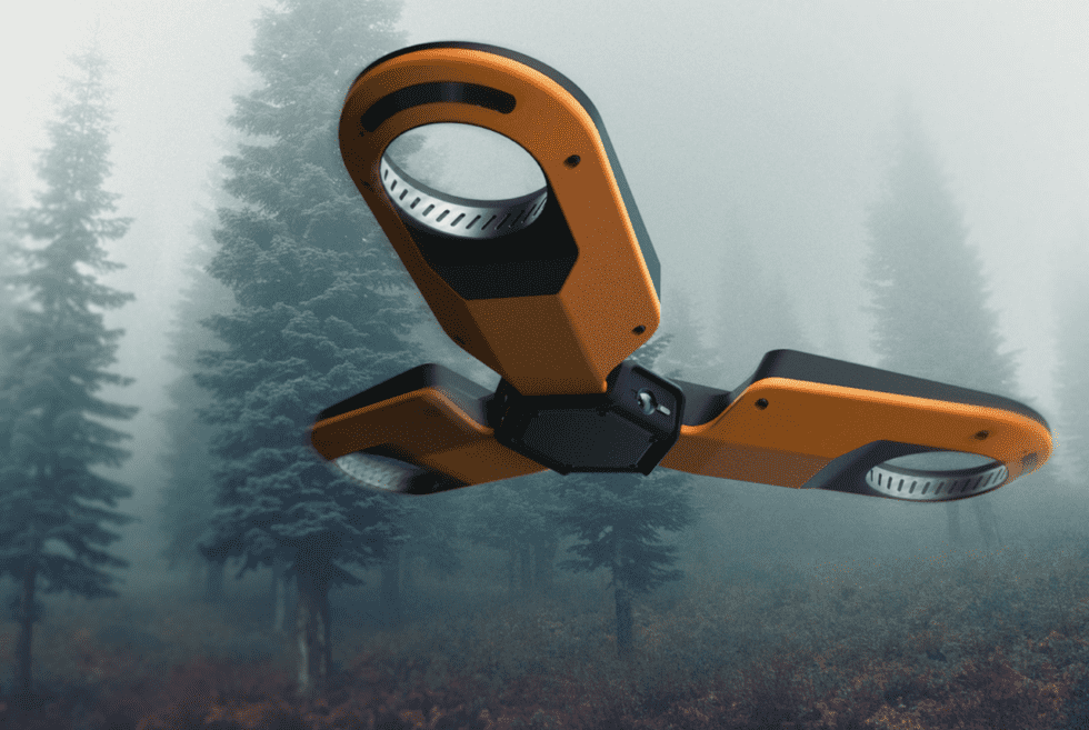 Humla Forestry Drone