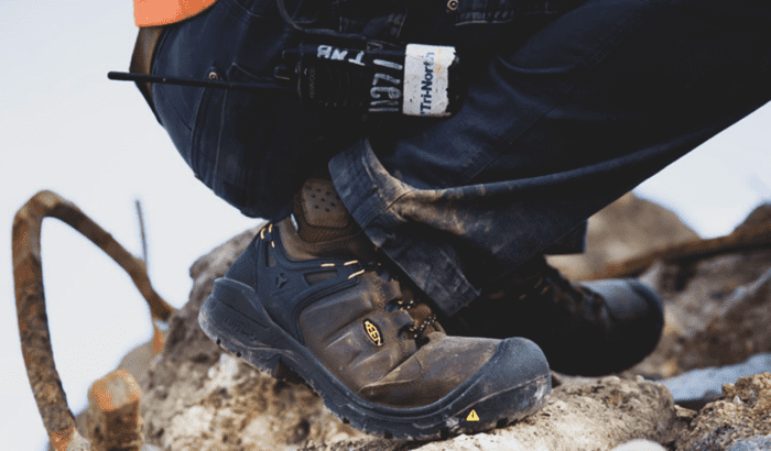 KEEN Dover Utility Boots