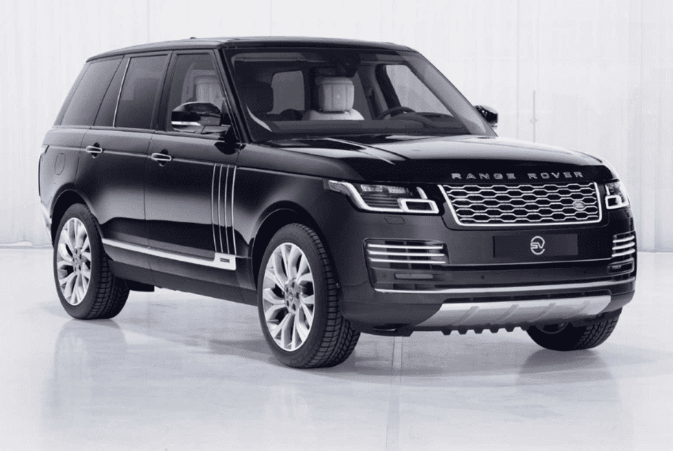 Land Rover Range Rover Astronaut Edition Takes You To The Stars