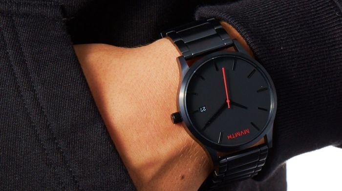 MVMT Classic Black Watch