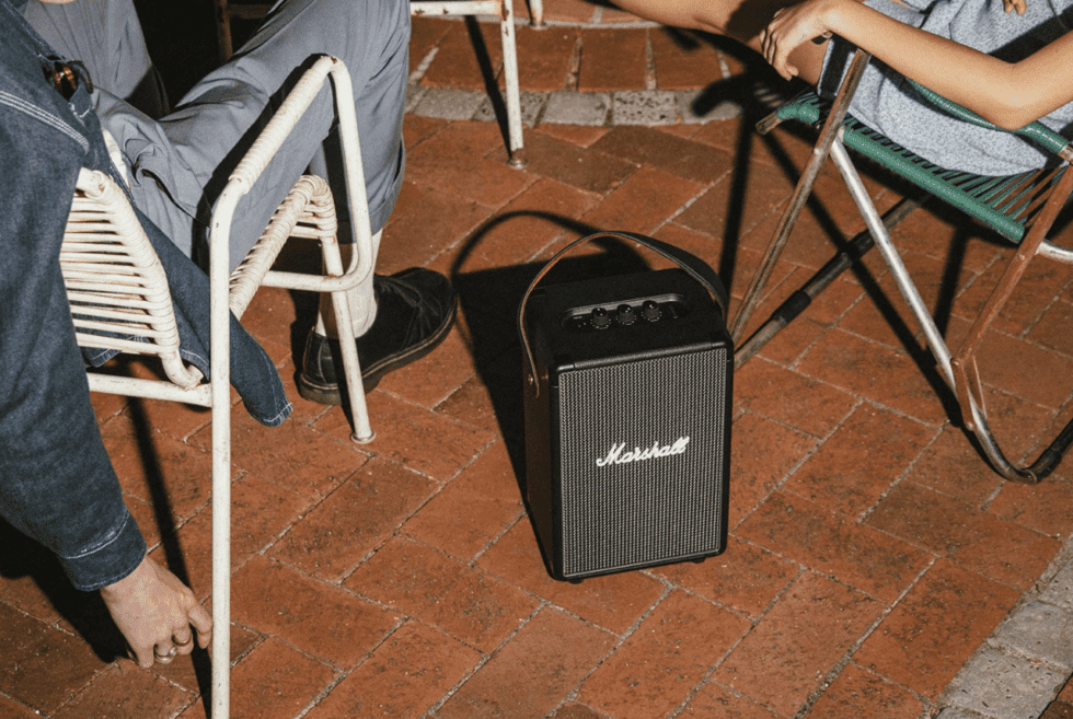 Marshall Tufton Bluetooth Speaker