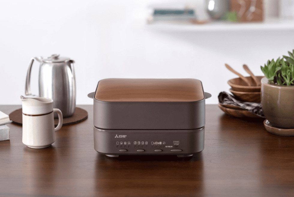 Toast To Perfection With The Mitsubishi TO-ST1-T Toaster