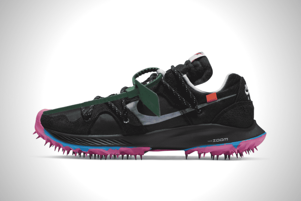 Nike Zoom And Off-White Unveil Terra Kiger 5 For Stylish Athletes
