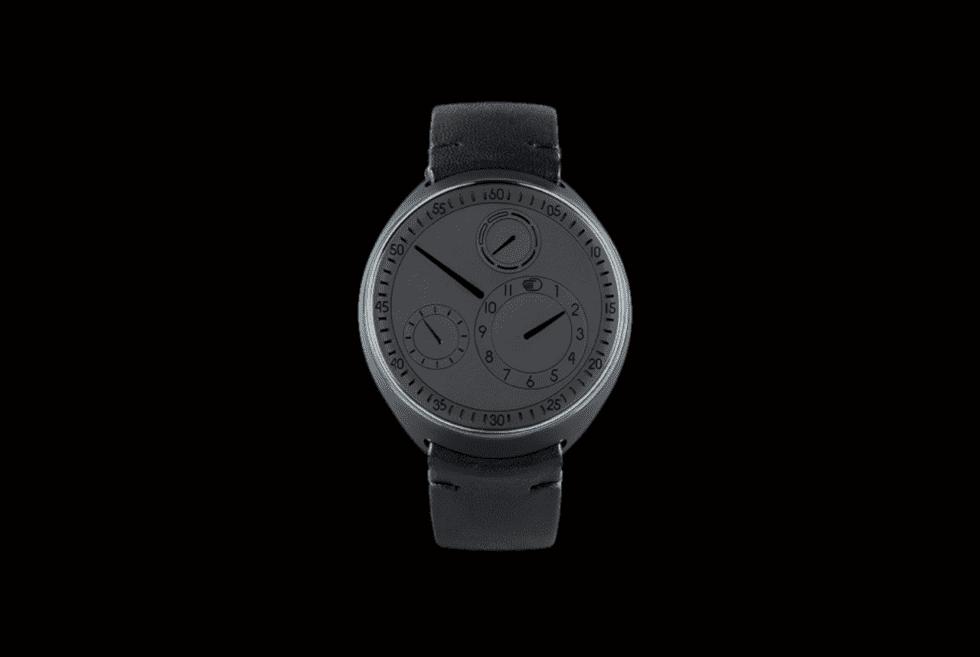 Ressence Type 1 ZZ Luxury Watch