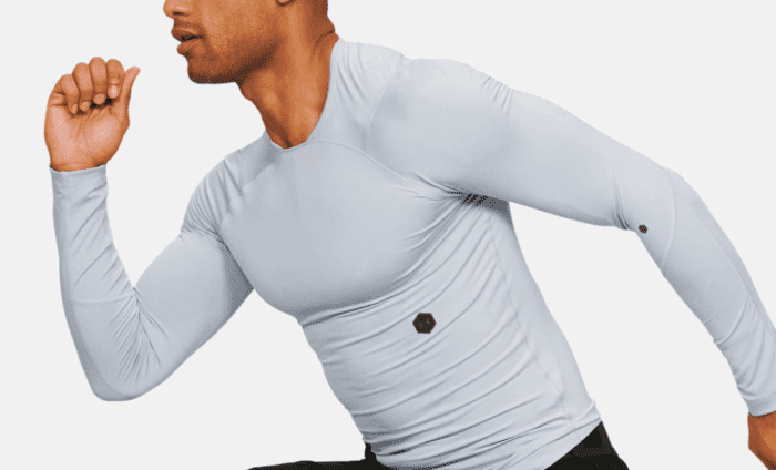UA RUSH Long Sleeve Compression Shirt