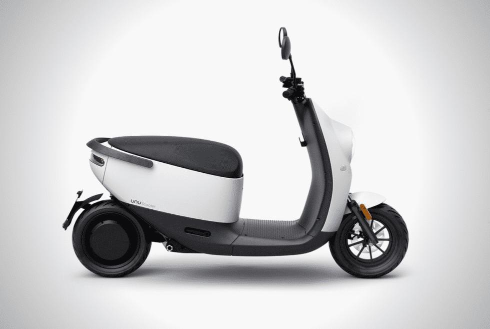 2019 Unu Electric Scooter