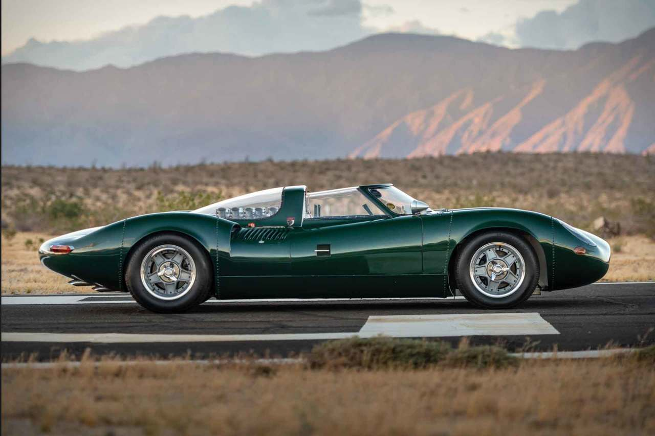1966 Jaguar Xj13 Recreation By Tempero On Auction Men S Gear