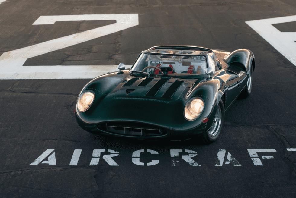 1966 Jaguar XJ13 Recreation By Tempero On Auction